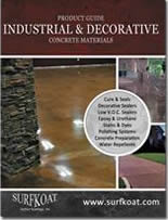 Concrete coating products Nashville TN