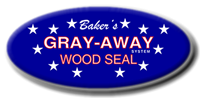 Baker's Gray-Away Wood Sealer